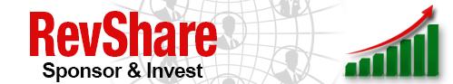 RevShare Sponsor & Invest Logo